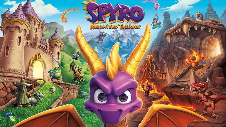 L'uscita di Spyro Reignited Trilogy è posticipata di un mese e mezzo 1