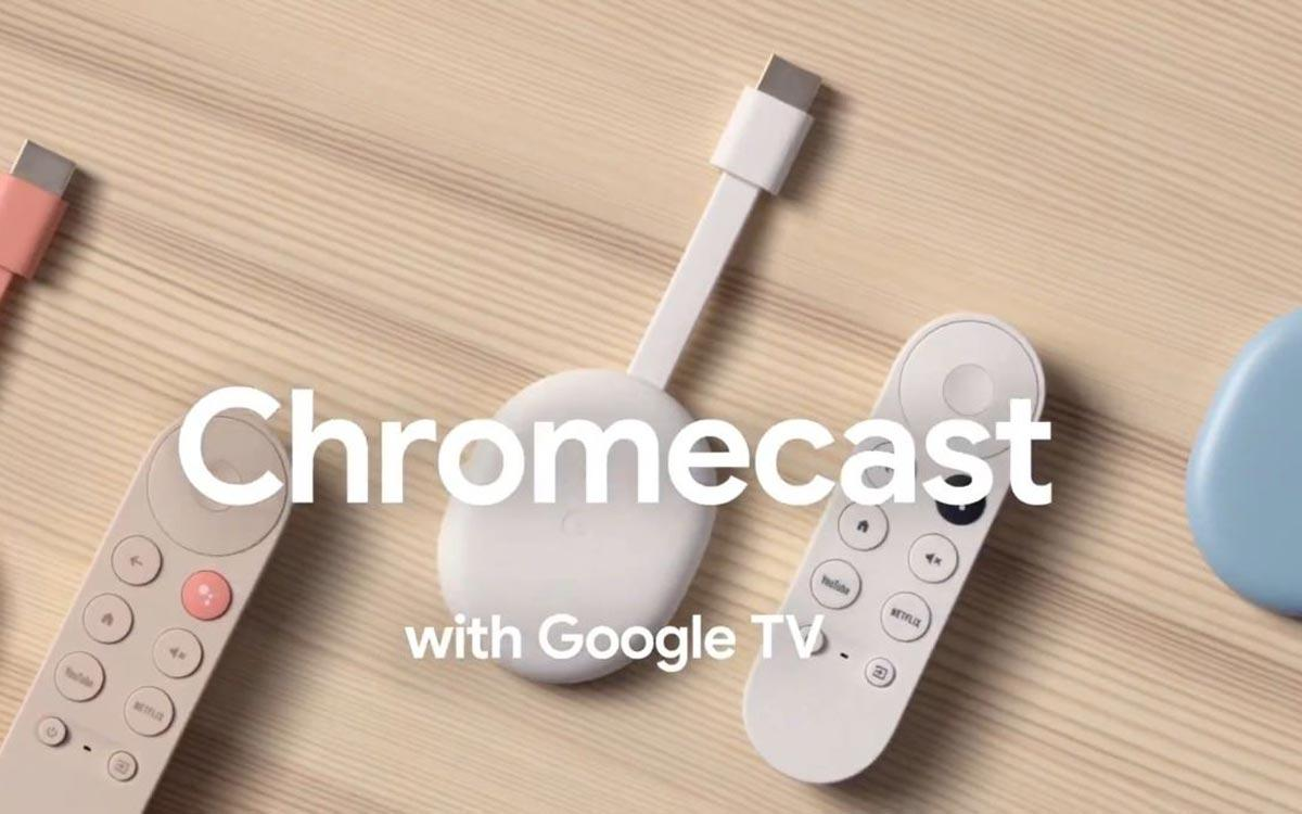 chromecast google tv 1